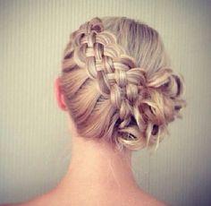 Awe Inspiring Inside Out Braid Hair Ideas Pinterest Inside Out Braid Hairstyle Inspiration Daily Dogsangcom
