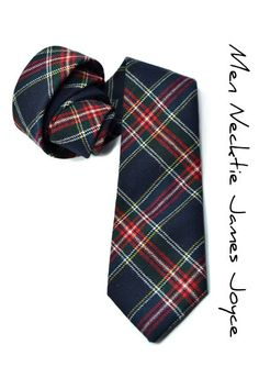 This tie is made from 100% wool, from Navy, red, yellow and green English Tartan.    This listing is for a Narrow width, modern cut 2.5-2.75 wide at its widest point and 58 long.    All our ties are made using the traditional Italian technique of sewing and bent by hand with the cut on the bias of the fabric and sewing traditional hidden stitch in the bottom edge of the tie.    Orders with more than 4 Neckties takes approximately 1-2 weeks to fulfill plus shipping time.    ***Shipping…
