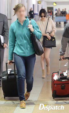 Song Hye-kyo with black kelly 32 . Korean Celebrities, Celebs, Song Hye Kyo Style, Airport Style, Airport Fashion, Jessica Jung Fashion, Songsong Couple, Song Joong Ki, Sistar
