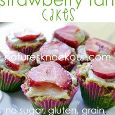 Strawberry Cupcake TArTs