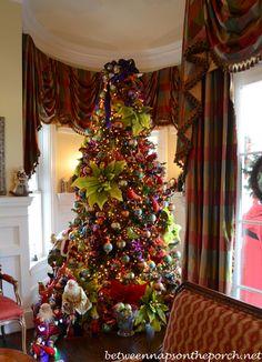 tematicas de arboles de navidad 2013 bodegas ilusion