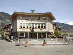 Hotel de ville de bourg saint maurice guide touristique de la haute savoie rhone alpes