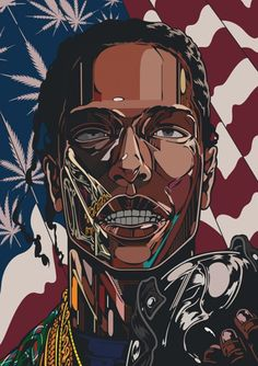 Awesome Wiz Khalifa HD Wallpaper Free Download