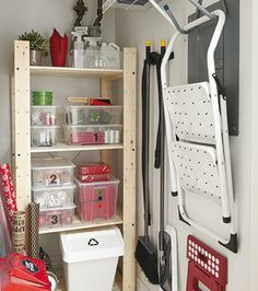 1000 images about rangement on pinterest deco organisation and cuisine. Black Bedroom Furniture Sets. Home Design Ideas