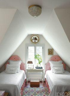 Michael Maher bedroom design