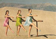 I love how 60s this is! youngtough: Life Magazine in Palm Desert