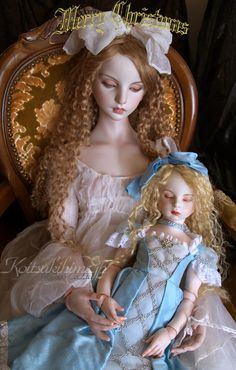 Enchanted Doll, Most Famous Artists, Creepy Dolls, Monster High Dolls, Barbie World, Dollhouse Dolls, Bjd Dolls, Mothers Love, Ball Jointed Dolls