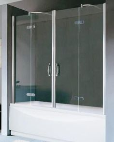 1000 images about bathroom shower enclosures on pinterest wickes four fold bath screen silver effect frame wickes