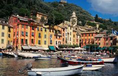 Day dreaming of safe sunning here: Summer Escape: Portofino, Italy #BGSafeSun. Province of genoa Liguria region