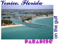 Venice Florida is a great place to live and visit because of its vast natural beauty. Venice Florida abounds with parks, miles of beaches and pleasant weather. Plan to attend the 25th Anniversary Downtown Venice Art Festival (Venice, Florida)   11/03-11/04, 2012