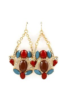 Magali Chandelier Earrings