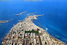 Trapani, Sicily, Italy.