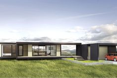 Affordable prefab through better planning for shipping