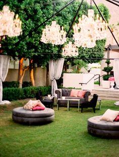 outdoor+chandelier+wedding+decorations