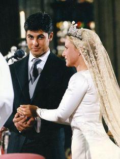 Royal Weddings, Nostalgia, Wedding Dresses, Jewels, Fashion, Royals, Home, Groom Pictures, Daytime Wedding