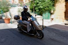 Scooters électriques : Paris achète 400 Eccity Artelec 670