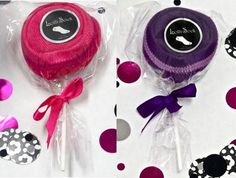 Lollipop Sock Favors
