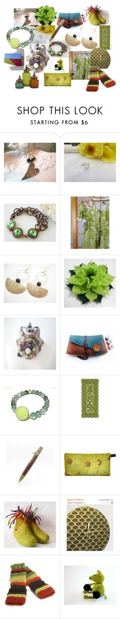 """""""Etsy finds"""" by planitisgi ❤ liked on Polyvore featuring Encanto and Home Decorators Collection"""