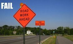 Road Construction Is Bad Enough, But These 18 Fails Are Hilariously Ridiculous
