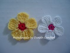 Crochet Daisy Tutorial