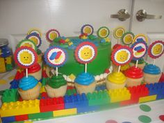 lego party decorations pic