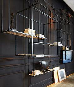 shelves / Bismut & Bismut Architectes