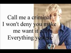 When i think about you lyrics ross lynch