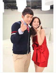 Kim Tae Hee & boyfriend Rain