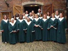 Clergy Robs and Choir Attire.