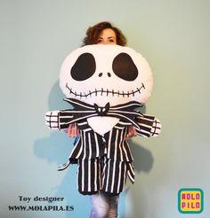 Jack Skeleton. 1 metro. por MOLAPILA en Etsy, €115.00