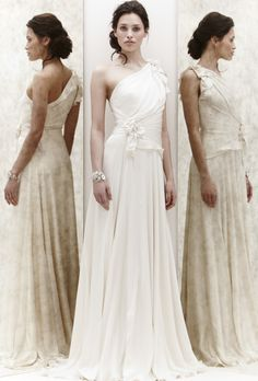 Jenny Packham – Bridal Fall 2013