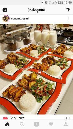 Food and organizations Food and organizations Iftar, Good Food, Yummy Food, Nigerian Food, Food Decoration, Food Platters, Food Presentation, Food Design, Food Plating