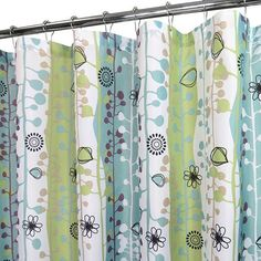watershed by park b smith sprouting shower curtain