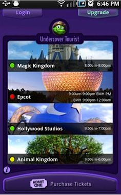 FREE Disney and Universal Studios Orlando Wait Times Apps! {iPhone or Droid} It works very well. Used it last week .very accurate Orlando Travel, Orlando Vacation, Florida Vacation, Florida Travel, Orlando Florida, Disney World Wait Times, Disney World Trip, Disney Vacations, Disney Universal Studios