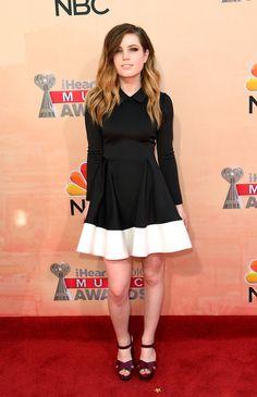 Sydney Sierota Photos: 2015 iHeartRadio Music Awards On NBC - Arrivals
