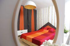 adelaparvu.com despre amenajare apartament 4 camere The Park, designeri Mihnea Ghildus si Marilena Popa (35)