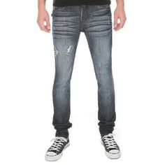 Social Collision Dark Blue Distressed Skinny Jeans (Apparel)  http://www.levis-outlet.com/amzn.php?p=B003XM217C  B003XM217C