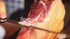 WhatTheFood - Spanish bites on Vimeo