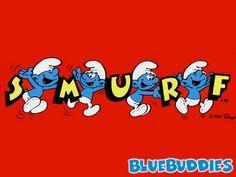 BlueBuddies.com - Smurf