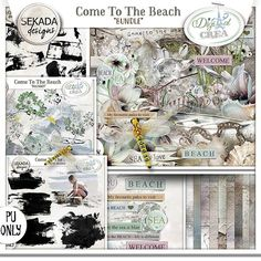 Come To The Beach - Bundle