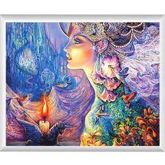 อย่าช้า  ชุดปักครอสติช จิตรกรรมตกแต่งบ้านแนวจินตนาการแต่งเพชร 5D DIY  ราคาเพียง  494 บาท  เท่านั้น คุณสมบัติ มีดังนี้ 100% brand new and high quality DIY painting, ingenuity, to do the painting with resinsequins,resin sequins unique luster is dazzling,shining in thelight , is currently most popular DIY decorations. Wealth and Good Fortune Diamond Painting Embroidery HomeDecoration Perfect to decorate your living room or bedroom to matchdifferent decoration style We believe you will love it…