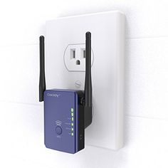 Coredy Mini WiFi Range Extender/ Access Point / Router with External Antennas (Coredy Wifi Connect, Wifi Extender, Tech Gadgets, Wireless Network, Computer Accessories, Connection, Range, Models, Mini