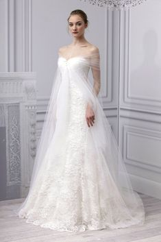 old time wedding dresses for sale cheap | spring 2013 bridal gowns Monique Lhuillier wedding dress