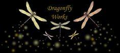dragonfly works- Ana Salvador doll art