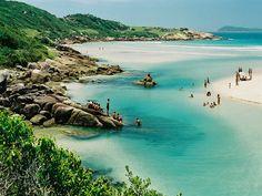 Praia da Guarda do Embaú – Santa Catarina
