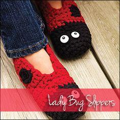Ladybug Hugs Crochet Baby Afghan or Blanket Pattern PDF