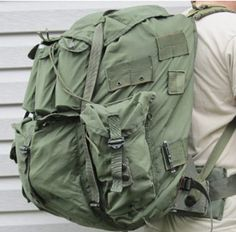 A Green Beret's Guide To Basics and Priorities: Rucksacks, Vehicles and Specialty Gear Bushcraft Backpack, Bushcraft Gear, Bushcraft Camping, Survival Prepping, Survival Gear, Survival Skills, Tactical Equipment, Tactical Gear, Military Guns