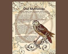 FOX MYTHOLOGY Digital Download Book of by MorganaMagickSpell