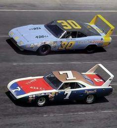 Daytona and Superbird