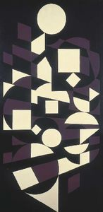 Onega - (Victor Vasarely)